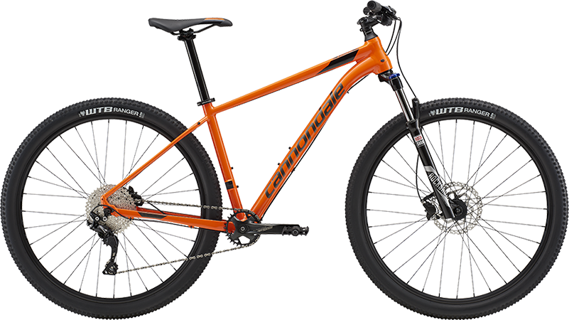 Cannondale Trail 6 orange