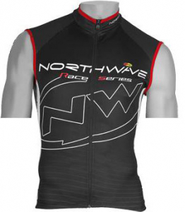 Веломайка - Northwave Competition Jersey black