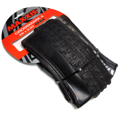 "Покрышка 26 - Maxxis Cross Mark II 2.25"",Exo/TR Folding"