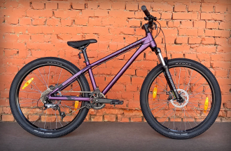 Велосипед дертовый Kellys Whip 10 Dirt Purple (2021)