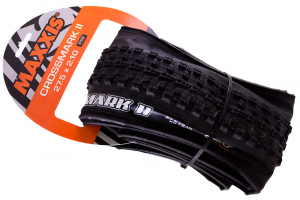 Покрышка 27.5 - Maxxis Cross Mark II Folding TR