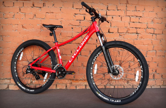 "Велосипед 26"" Cyclone RX Pro 2021 Red"