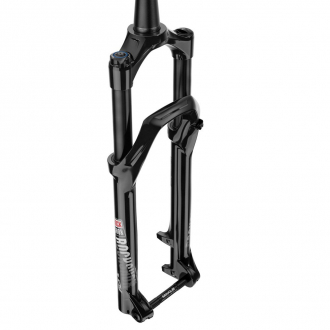 "Вилка 27.5"" - Rock Shox Judy TK Solo Air Boost 27.5 Ход 100мм Шток 1.5 - 1 1/8"