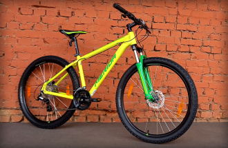 "Велосипед 29"" Merida Big.Nine 15 Silk Lime (2021)"