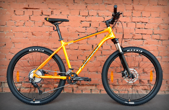 "Велосипед 29"" Merida Big.Nine 300 Orange Black (2021)"