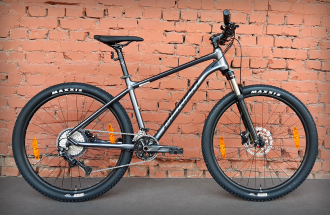 "Велосипед 27.5"" Merida Big.Seven 300 Anthracite Black (2021)"