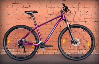 "Велосипед 29"" Merida Big.Nine 60-2x Purple (2021)"