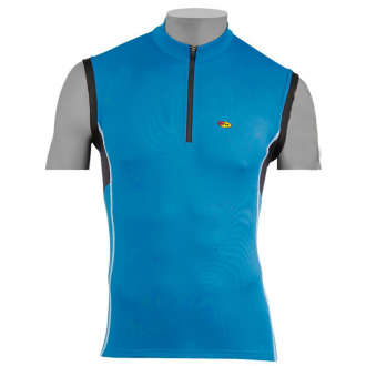 Веломайка - Northwave Force Jersey blue Sleeveless