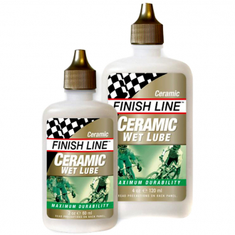 Смазка цепи - Finish Line Ceramic Wet Lube