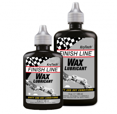 Смазка цепи - Finish Line Wax Lubricant (восковая)