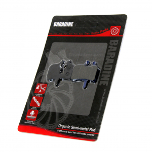 Тормозные колодки Disc - Baradine DS-01 для Hayes Hydraulic And Mechanical