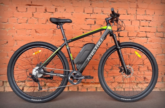 Электровелосипед 29 Kristall E5-Speed 350W Black-Green