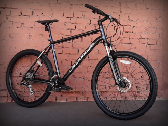"Велосипед 27.5"" Cannondale Catalyst 1 GRA серый 2019"