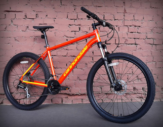 "Велосипед 27.5"" Cannondale Catalyst 1 ORG оранжевый 2019"