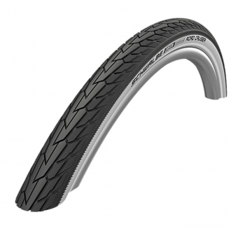 Покрышка 28 - Schwalbe Road Cruiser K-Guard New черно-белая