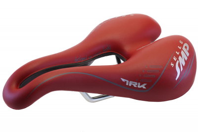 Седло для велосипеда - Selle SMP TRK Large Red