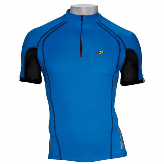 Веломайка - Northwave Force Jersey blue China short sleeves