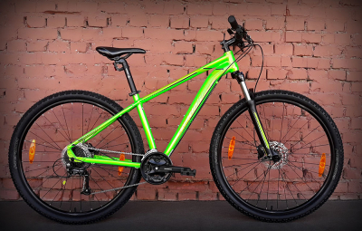 "Велосипед 29"" Merida Big.Nine 40-D Lite Green"