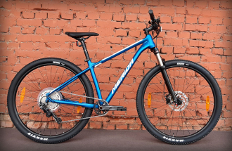 "Велосипед 29"" Merida Big.Nine 200 Matt Blue (2021)"