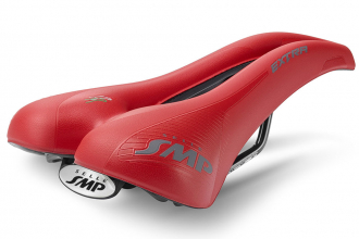 Седло для велосипеда - Selle SMP Extra Red