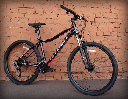 "Велосипед 27.5"" Cannondale Foray 2 Feminine GXY 2018"
