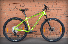 "Велосипед 29"" Merida Big.Nine 400 Green Black (2021)"