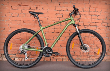 "Велосипед 27.5"" Merida Big.Seven 20 Matt Fog Green (2021)"