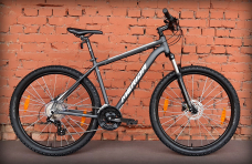 "Велосипед 27.5"" Merida Big.Seven 15 Matt Anthracite (2021)"