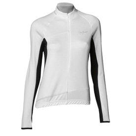 Веломайка - Northwave Devine Jersey White/Black long sleeve