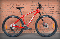 "Велосипед 29"" Merida Big.Nine 500 Race Red (2021)"