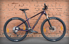 "Велосипед 29"" Merida Big.Nine 300 Dark Purple (2021)"