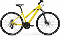 "Велосипед 28"" Merida Crossway Lady 15-MD Silk Yellow 2020"
