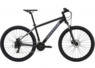 "Велосипед 27.5"" Cannondale Catalyst 2 BPL черный 2019"
