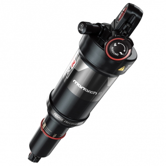 Задний амортизатор велосипеда - Rock Shox Monarch R AIR 165x38