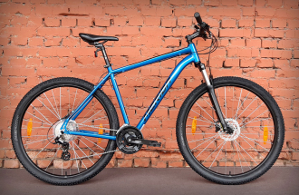 "Велосипед 29"" Merida Big.Nine 15 Blue (2021)"