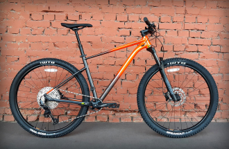 "Велосипед 29"" Cannondale Trail SE 3 IOR (2021) оранж-антрацит"