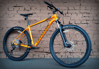 "Велосипед 29"" Cannondale Trail 3 TNG оранжевый 2019"