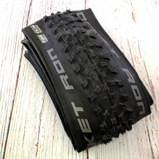 Покрышка 27.5 - Schwalbe Rocket Ron TLR 2.25 Folding