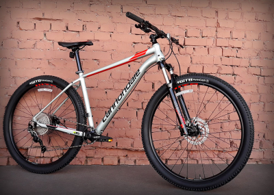 "Велосипед 29"" Cannondale Trail 4 SGG серый 2019"