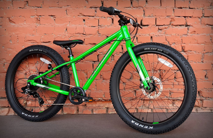 "Велосипед 24+"" Cannondale Cujo OS GRN (2021)"